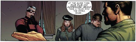 Agent Carter - Allies