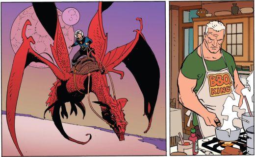 Best Comics of 2014 - Starlight