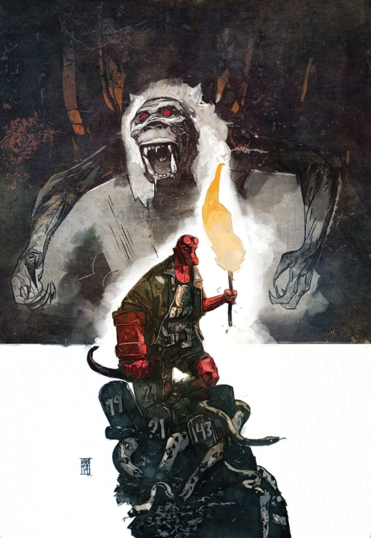 Hellboy and the BPRD - Cover 2