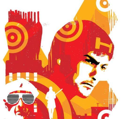 Hawkeye 21 - Cover - Aja
