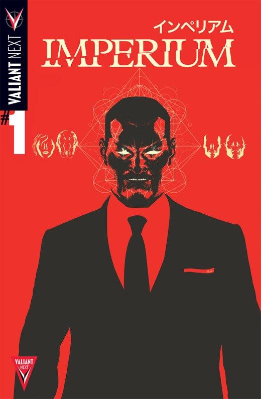 Imperium 1 Valiant - Cover