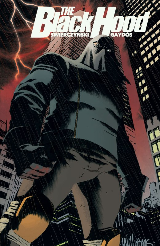 The Black Hood 1 - Cover