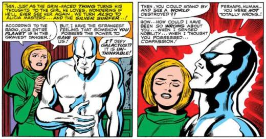 Emotional Stakes - Fantastic Four 49