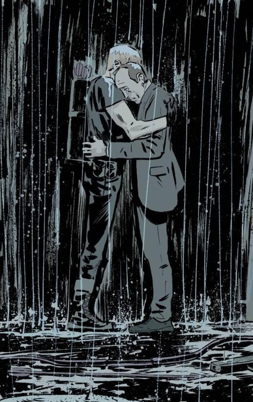 Emotional Stakes - The Hug