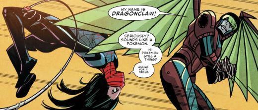 Spider-Women - Silk