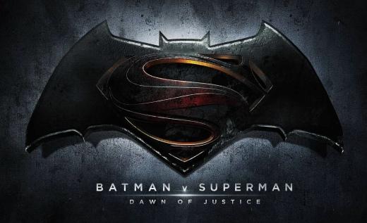 10 - Batman V Superman Logo