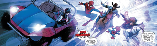 Amazing Spider-Man 14 - Web Warriors