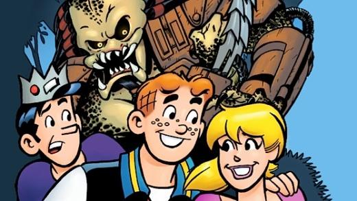Archie Versus Predator