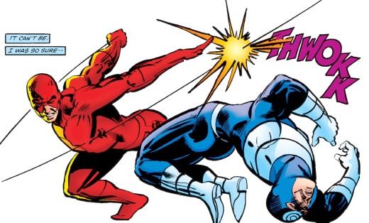 Daredevil - Last Hand - Miller