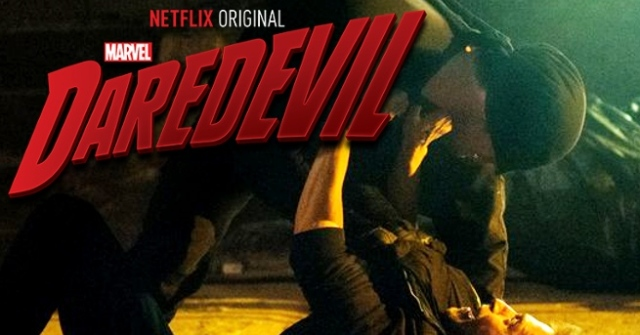 Daredevil - Title Screen