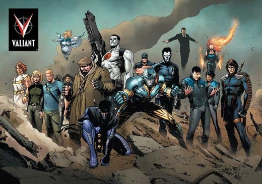 1 Valiant Summit Image Expo
