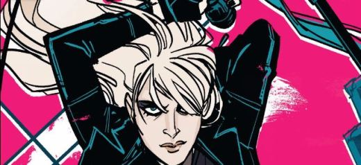 Black Canary - Review - Cover
