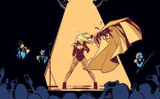 Black Canary - Review - Rock N Roll