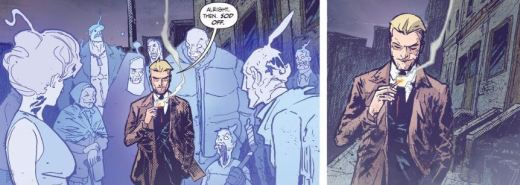 Constantine The Hellblazer #1