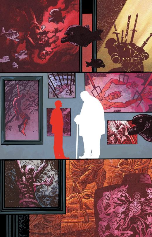Daredevil 16 - Art Gallery
