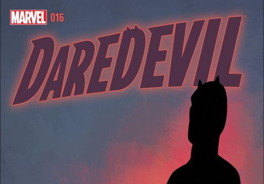 Daredevil 16 - Cover