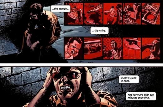 Daredevil - Prison