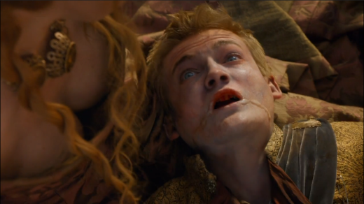 Joffrey Baratheon - Death