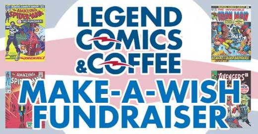 Legend Comics Make A Wish