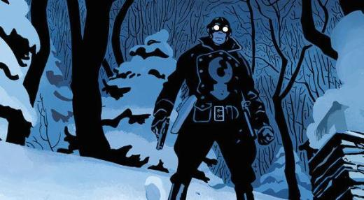 CC - Lobster Johnson
