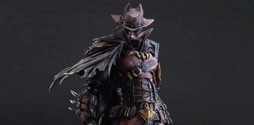 Cowboy batman