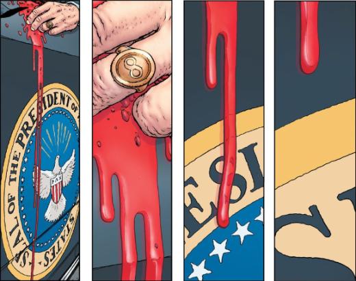 Eisners - Multiversity Pax Americana