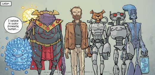 FF - The Manhattan Projects The Sun Beyond the Stars 2