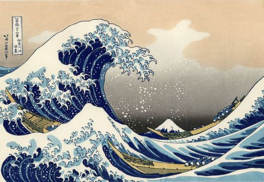 Great Wave Off Kurogawa