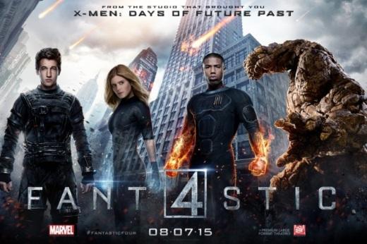 CC - Fantastic Four