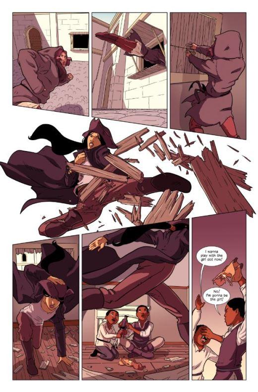 Raven The Pirate Princess - Final