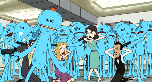 Rick and Morty - Creativity
