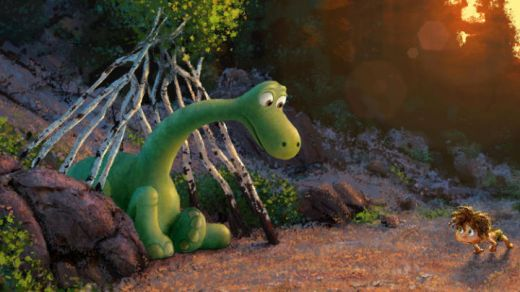 7 - The Good Dinosaur