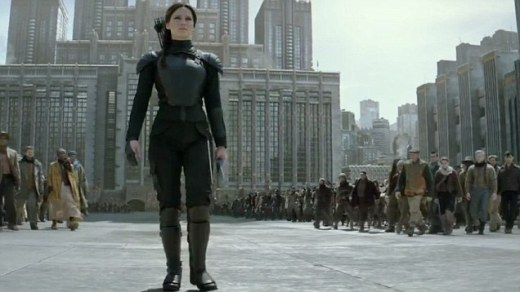 8 - Hunger Games Mockingjay Part Two