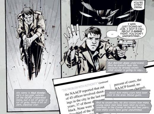 Batman 44 - Police Violence