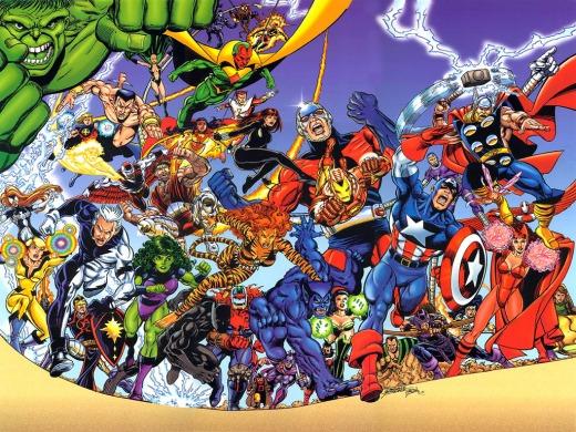 Busiek Avengers