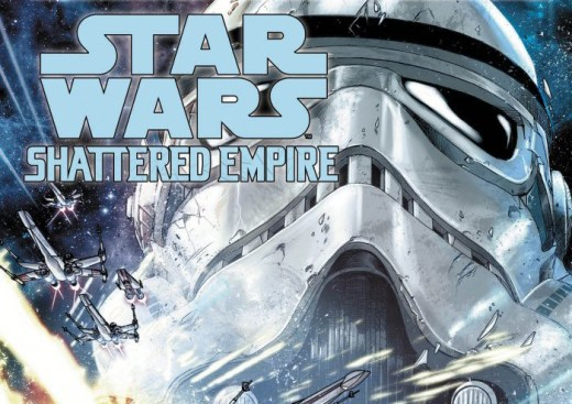 CC - 1 - Star Wars Shattered Empire #1