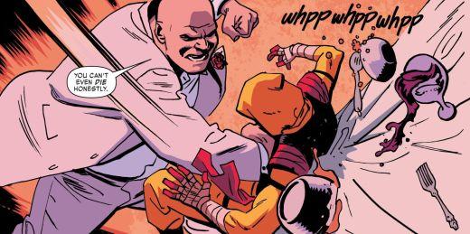 Daredevil #18 - Kingpin