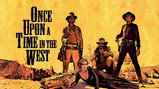Once Upon A Time In The West - Movie
