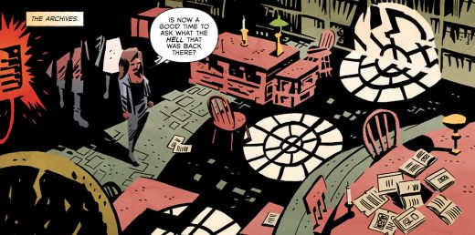 Sleepy Hollow Providence #2 Review
