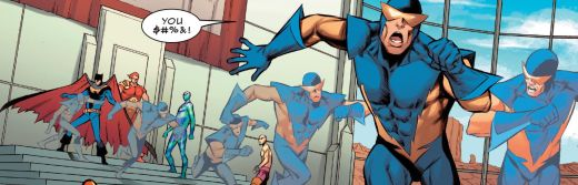 Squadron Sinister #3 Review