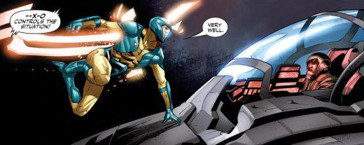 X-O Manowar #40 Review