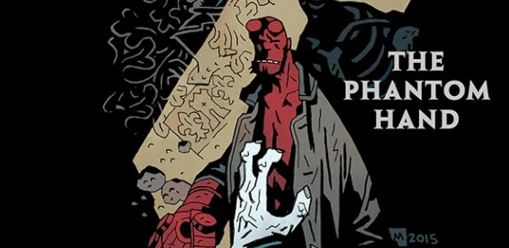 Hellboy and the Phantom Hand