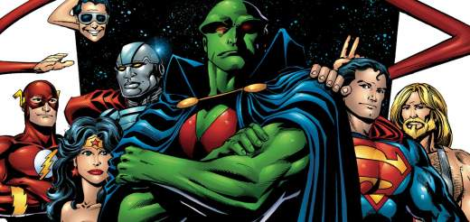 Martian Manhunter - Justice League