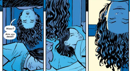 Paper Girls #1 - Cliff Chiang