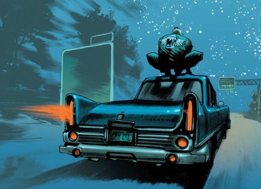 Huck #1 - Car