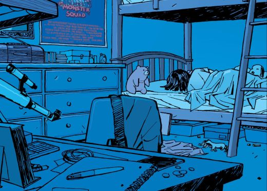 Paper Girls - Bedroom