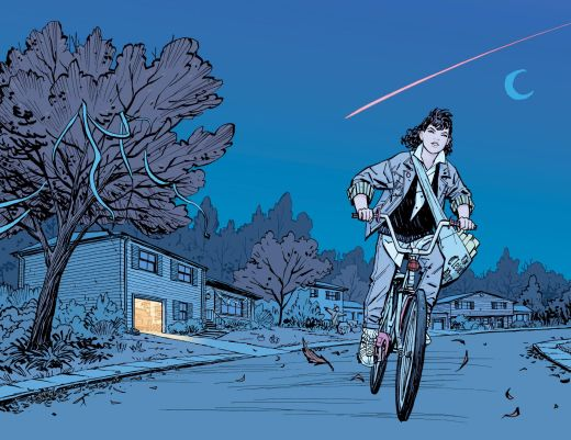 Paper Girls - Spread