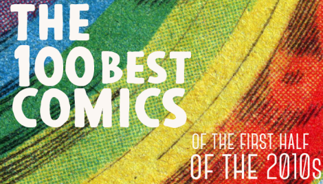 100 Best Comics of 2010s