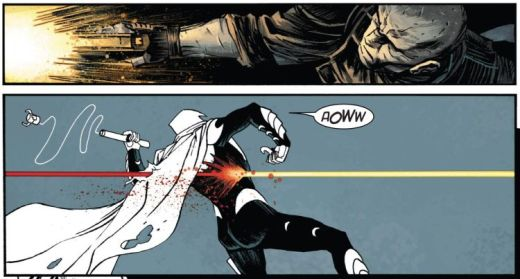 Comics Writer Warren Ellis Moon Knight #2