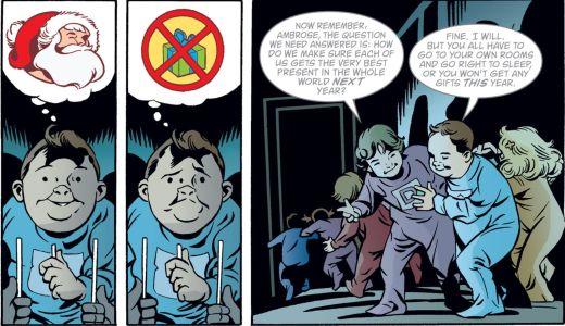 Fables #56 - Ambrose Dilemma